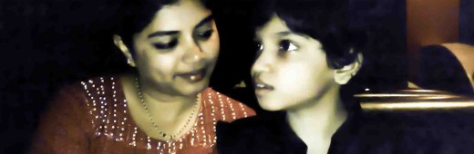 "A DAY WITH ""RIYA"""